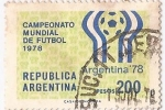 Sellos de America - Argentina -  Argentina 78