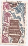 Sellos de Europa - Francia -  Prise de la bastillet 14 juillet 1789