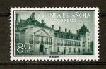 Sellos de Europa - España -  Tratado de El Pardo / Guinea Esp.