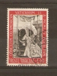 Stamps Vatican City -  S.S.   JUAN   XXIII