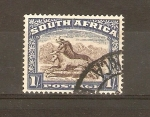 Stamps South Africa -  GNU