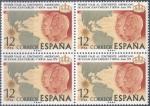 Sellos del Mundo : Europa : España : ESPAÑA 1976_2333x4 Primer viaje al continente americano de los Reyes de España. Scott 1958