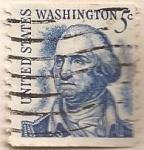 Sellos del Mundo : America : Estados_Unidos : Washington
