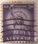 Sellos del Mundo : America : Estados_Unidos : Liberty
