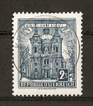Sellos de Europa - Austria -  Monumentos.