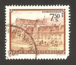 Sellos del Mundo : Europa : Austria : convento de los dominicos en Viena
