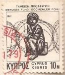 Sellos de Asia - Japón -  Cyprus Kibris