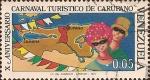 Sellos de America - Venezuela -  X Aniversario Carnaval Turístico de Carúpano.