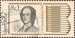 Stamps America - Venezuela -  Bicentenario del Nacimiento de Simón Bolívar, 1783-1983. Juan Vicente Bolívar y Ponte.