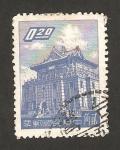 Stamps : Asia : Taiwan :  286 - torre de chu-kwang de la pagoda de quemoy