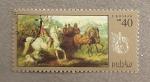 Stamps Poland -  Escena caza