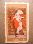 Stamps Ireland -  Ulysses by James Joyce