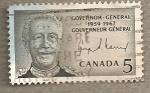Sellos del Mundo : America : Canadá : Gobernador General