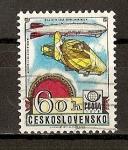 Sellos de Europa - Checoslovaquia -  Historia de la Aviacion.