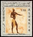 Sellos de Africa - Argelia -  ARGELIA - Tassili n'Ajjer