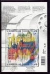 Stamps Finland -  Fábrica de tratamiento de madera y cartón en Verla