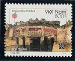 Stamps Vietnam -  Ciudad antigua de Hoi An
