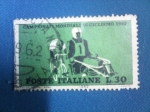 Stamps : Europe : Italy :  CAMOEONATI MONDIALI DI CICLISMO 1962