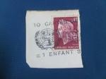Stamps : Europe : France :  Republique Francaise