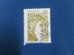 Stamps France -  Marianna gandon
