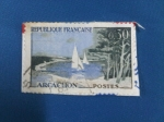 Stamps France -  ARCACHON