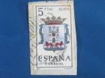 Sellos de Europa - España -  Escudos de Capitales de Provincias de España.-ALAVA