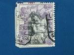 Stamps Spain -  MISTERIO SMO.ROSARIO