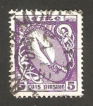Stamps : Europe : Ireland :  espada de luz