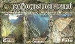 Sellos del Mundo : America : Perú : Cañones del Perú