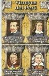 Stamps America - Peru -  Virreyes del Perú