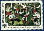 Stamps Russia -  URSS Dibujos 4 NUEVO
