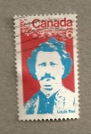 Stamps Canada -  Louis Riel