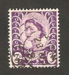 Sellos del Mundo : Europa : Reino_Unido :  Elizabeth II, emisión regional de País de Gales