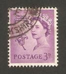Sellos de Europa - Reino Unido -  Elizabeth II, emisión regional de Guernsey