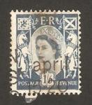 Sellos del Mundo : Europa : Reino_Unido :  Elizabeth II, emisión regional de Escocia