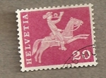 Stamps Europe - Switzerland -