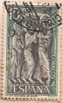 Stamps : Europe : Spain :  Domingo de Silos