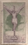 Stamps : Europe : Spain :  Año santo compostelano