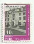Stamps Peru -  Ministerio de Transportes y Comunicaciones