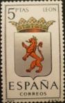 Sellos de Europa - España -  leon