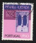 Sellos de Europa - Portugal -  Bicentenario de la ciudad de Pinhel