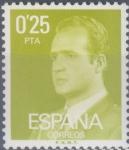Sellos del Mundo : Europa : España : ESPAÑA 1977_2387 Don Juan Carlos I. Serie básica. Scott 1970