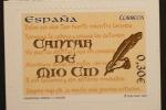 Stamps Spain -  cantar de mio cid