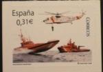 Sellos de Europa - España -  salvamento maritimo