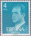 Sellos de Europa - España -  ESPAÑA 1977_2391 Don Juan Carlos I. Serie básica. Scott 1977