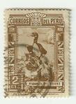 Stamps America - Peru -  Riqueza del guano