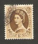 Sellos de Europa - Reino Unido -  elizabeth II