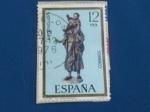 Stamps Spain -   NAVIDAD 1976. E-2369
