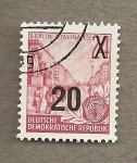 Stamps Germany -  Avenida
