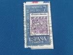 Sellos de Europa - España -  V.centenario de la imprenta 1972/74.Libro de los sueños.E2165